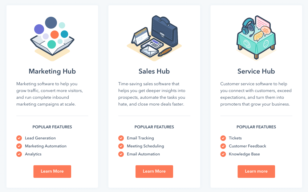 HubSpot-Features-Overview