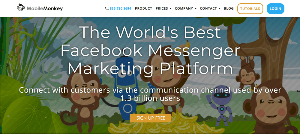 Facebook Messenger Marketing Tools